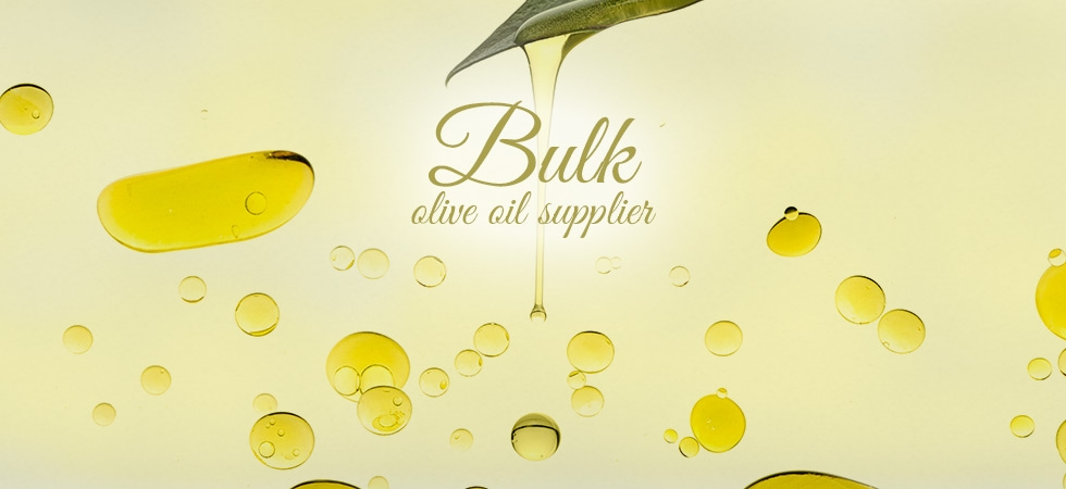 Bulk olive oil supplier